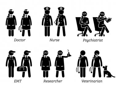 Healthcare Jobs, Works, and Occupations for Women.