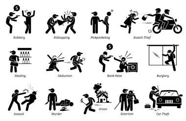 Violence Violent Crime and Criminal.