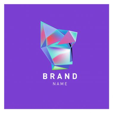 Vector Geometric Logo Design
