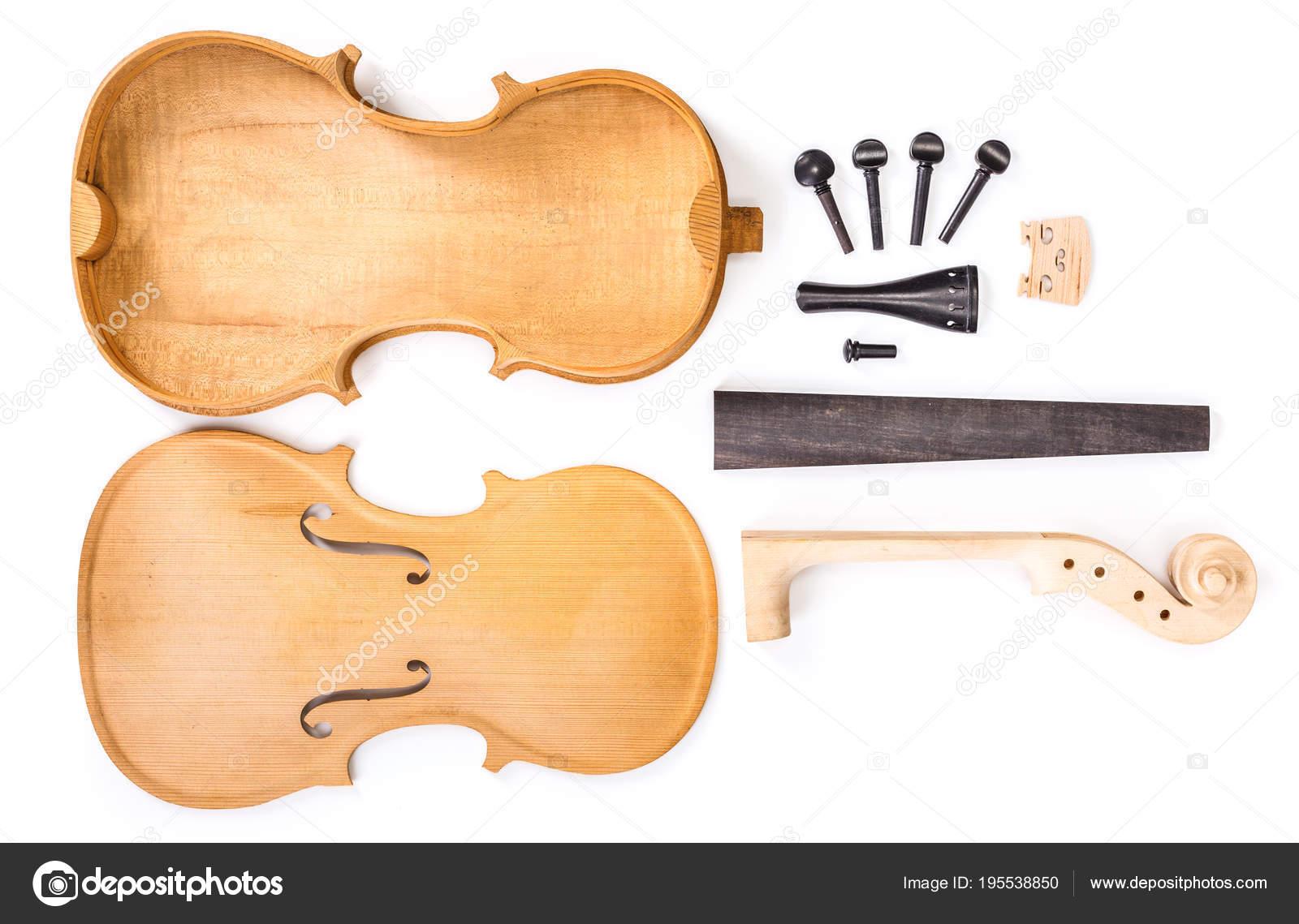 Imágenes: Partes De Un Violin