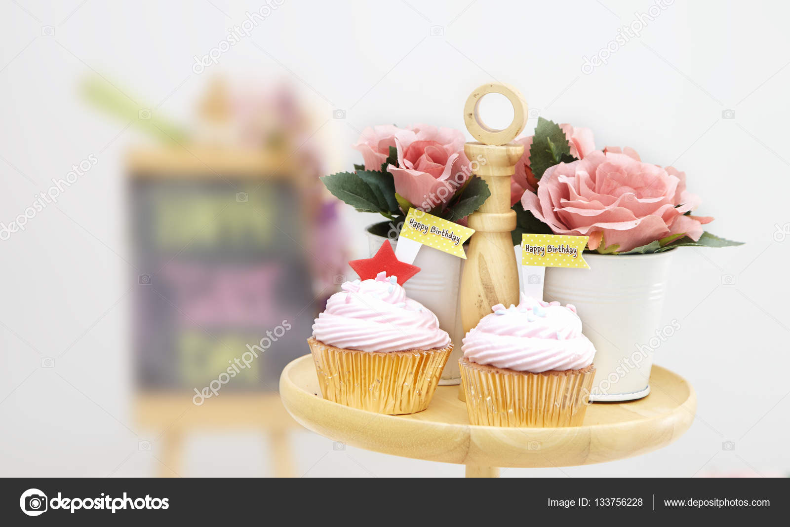Wedding Cupcake Stands Wood Pink Cupcakes Wooden Cupcake Stand