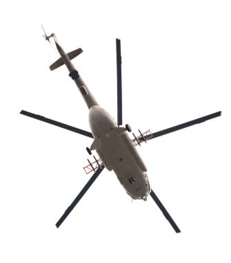 amilitary helicopter