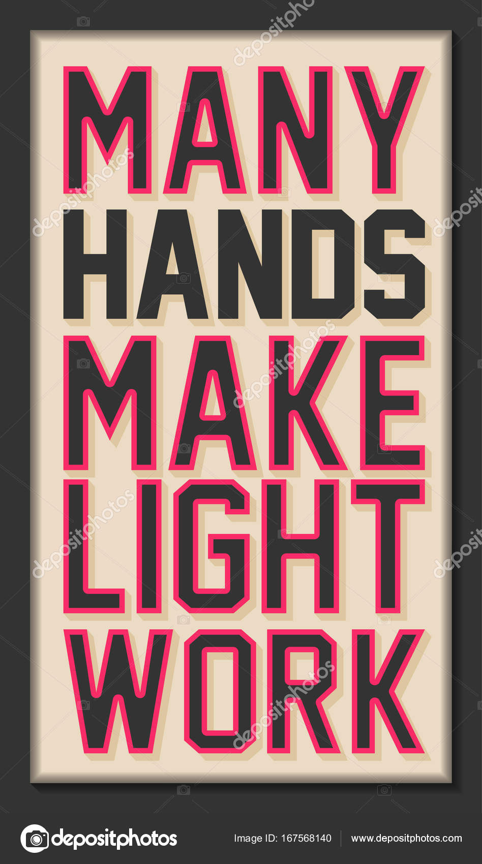 The 100 Best Quote Many Hands Make Light Work