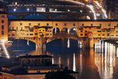 Florence Ponte Vecchio zobrazení