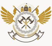 Fotografie Heraldic Coat of Arms