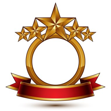 Majestic golden ring