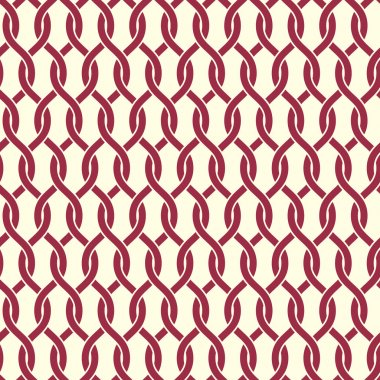 Seamless graphic geometric pattern