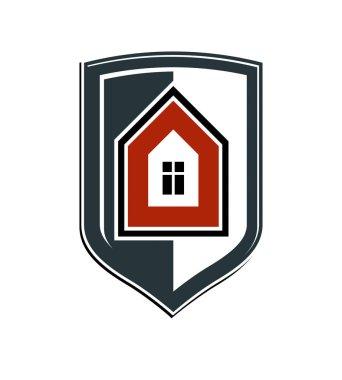 house security logo icon