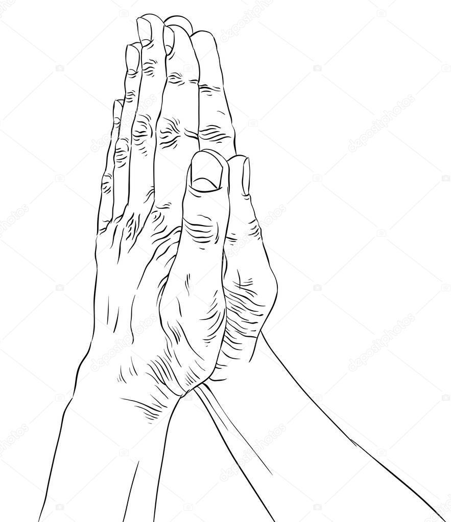 Bildresultat för be händer