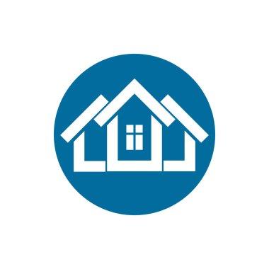 Real estate logo icon,