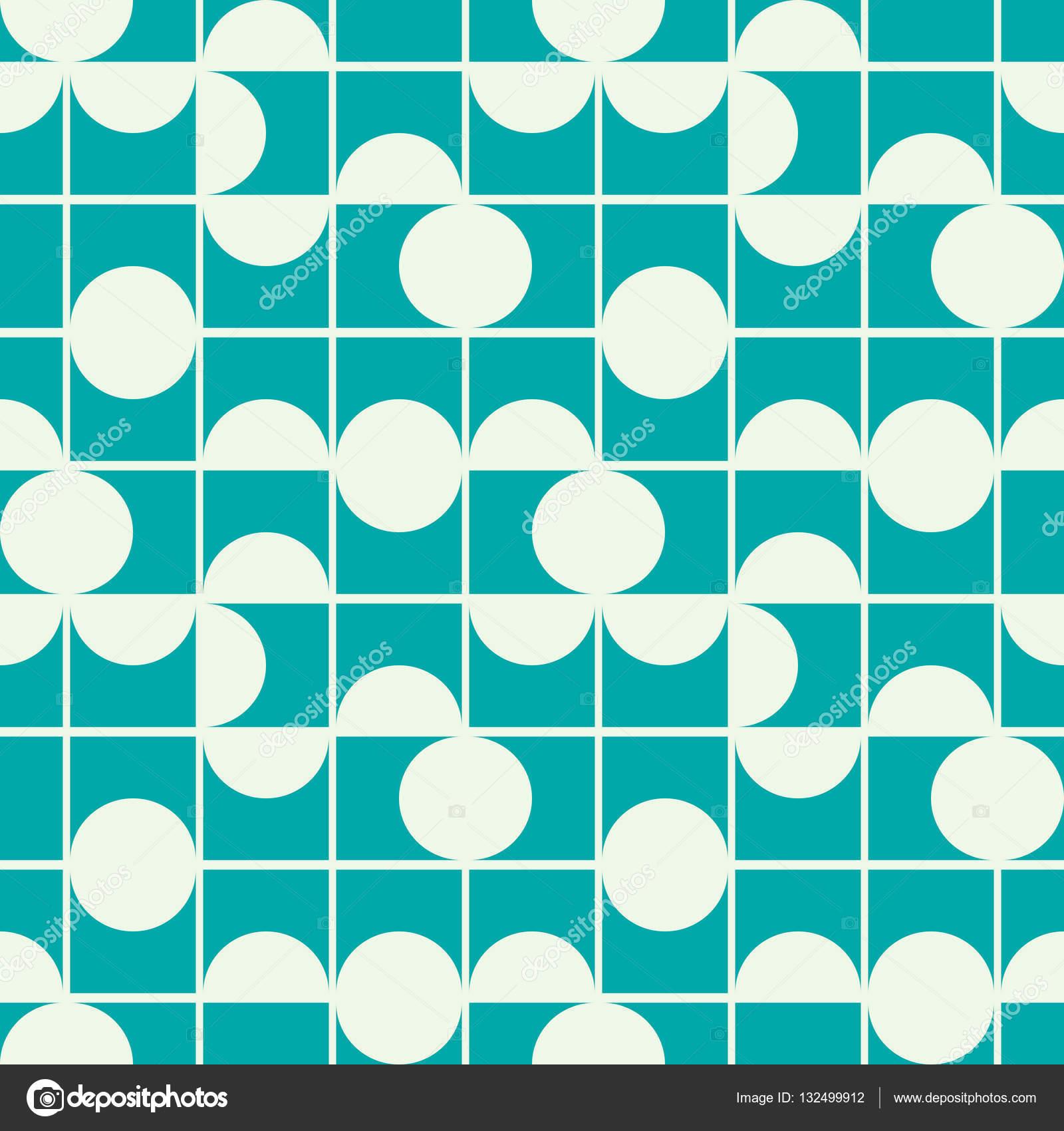 ea7334a50 Modèle sans fin de vecteur composé avec des formes géométriques. Tuile  graphique avec texture ornement peut être utilisée dans le textile et le  design ...