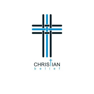 Christian Cross true belief in God