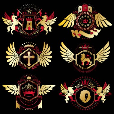 Collection of Coat of Arms