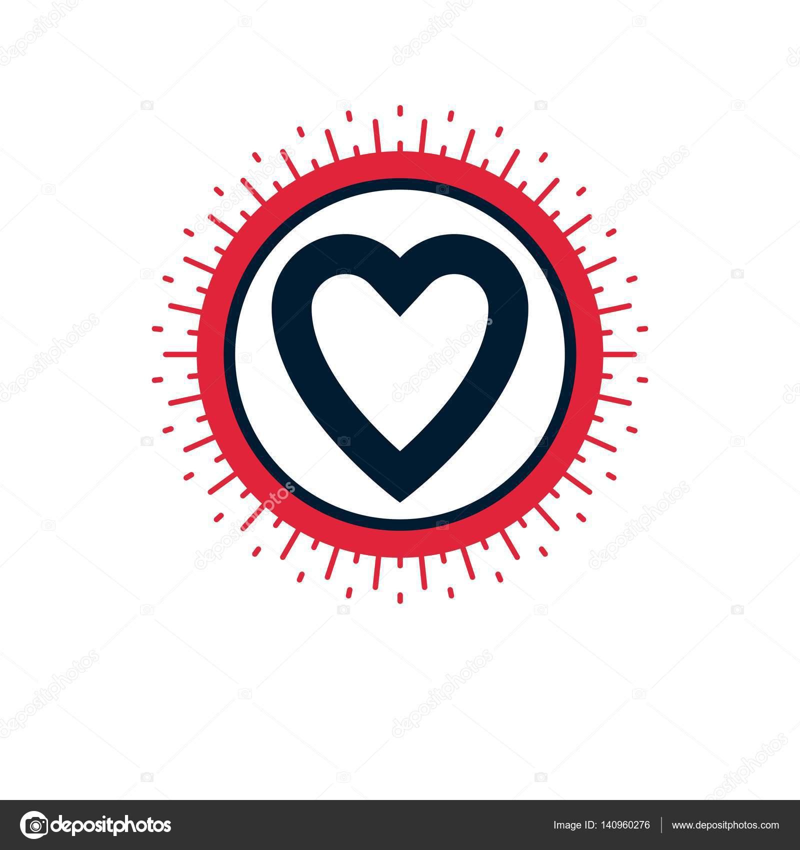 Everlasting Love Concept Stock Vector Ostapius 140960276