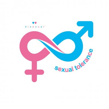 Love Forever conceptual logo
