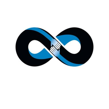Infinite friendship logo