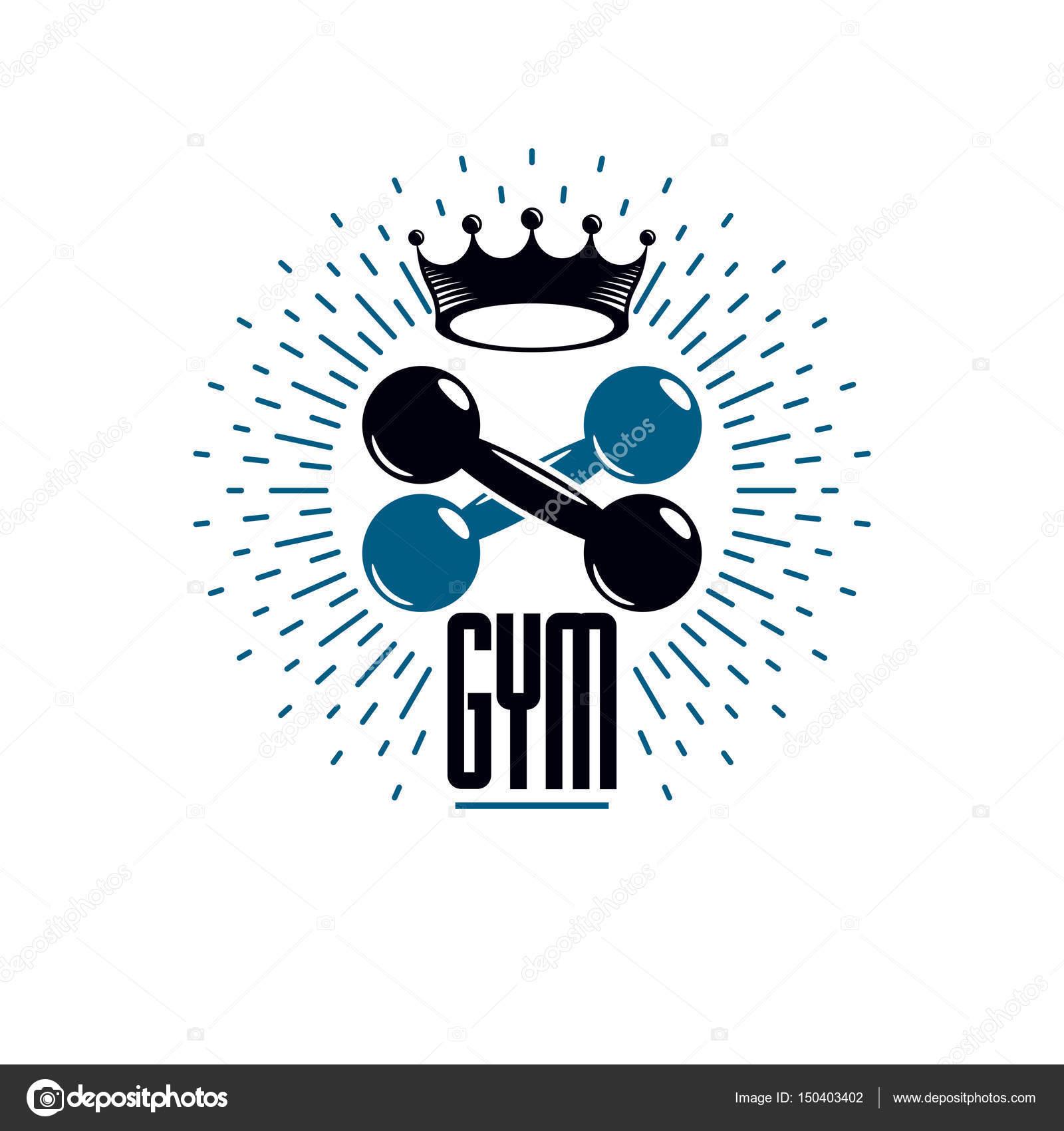 Sport Club Logo Vorlage — Stockvektor © Ostapius #150403402