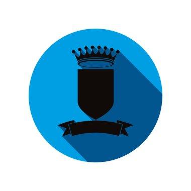 Royal security emblem