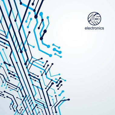 Technology communication cybernetic element.