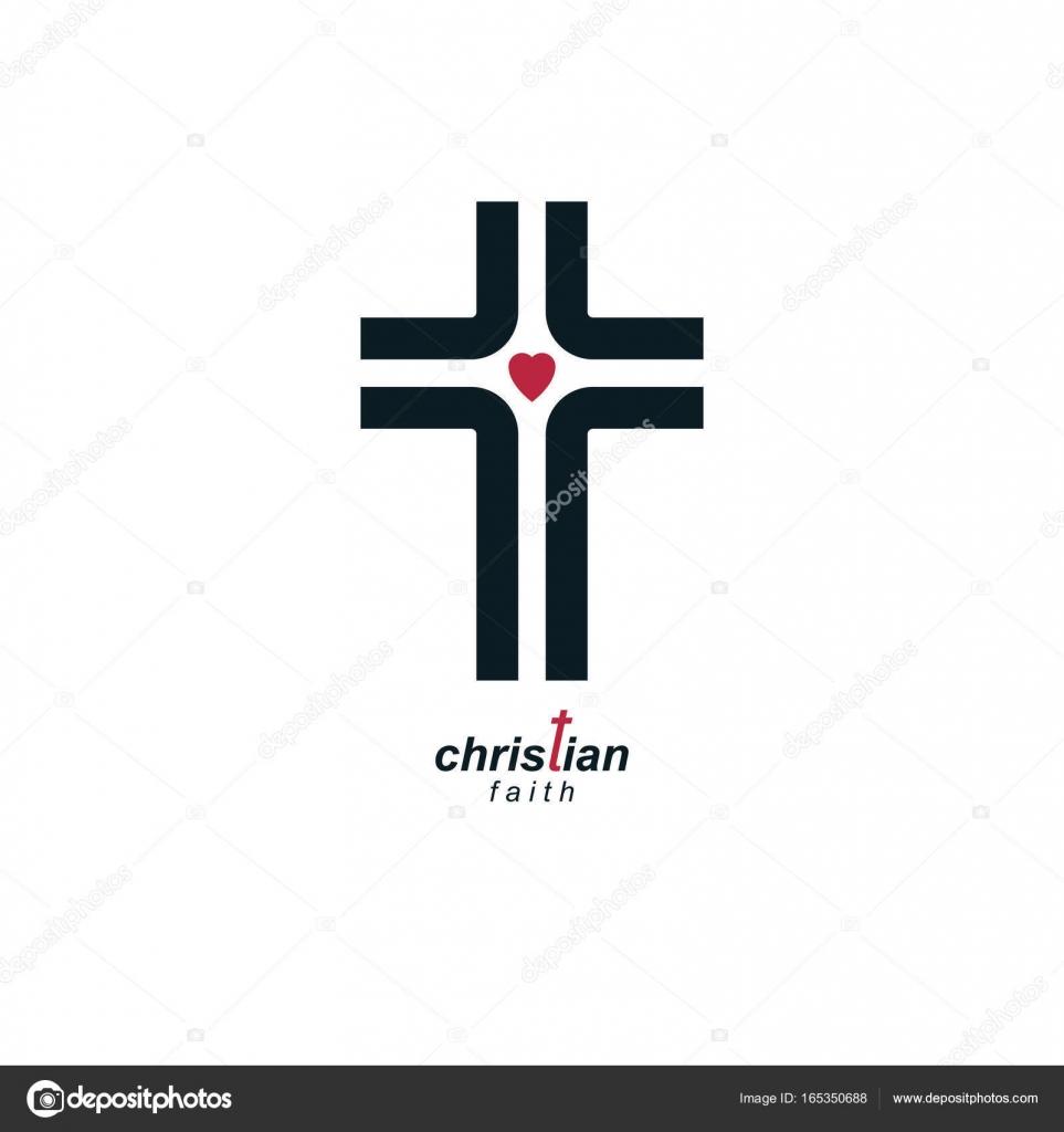 Christian cross symbol stock vector ostapius 165350688 christian cross symbol stock vector biocorpaavc Gallery