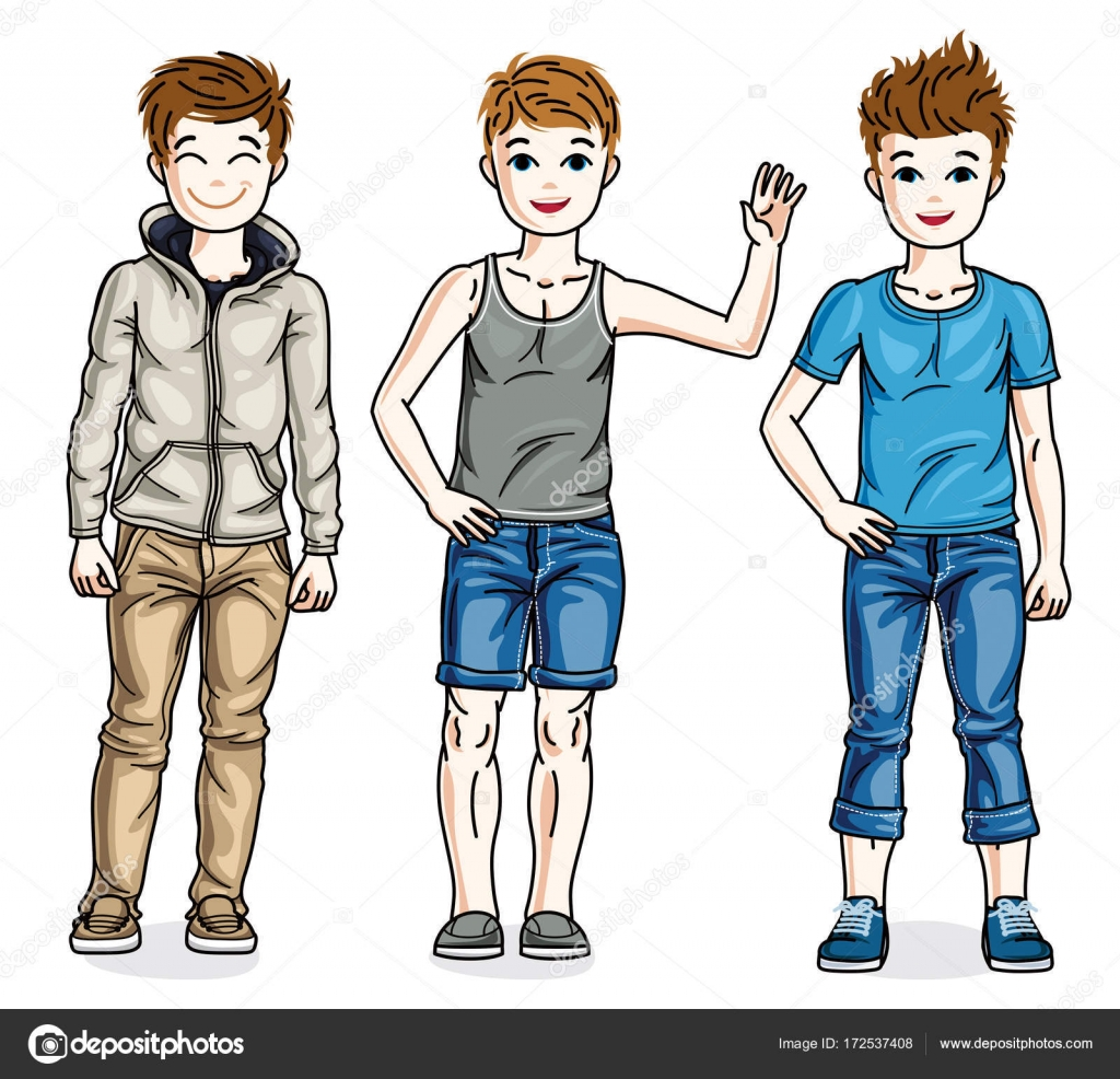 boy Beautiful art teen young
