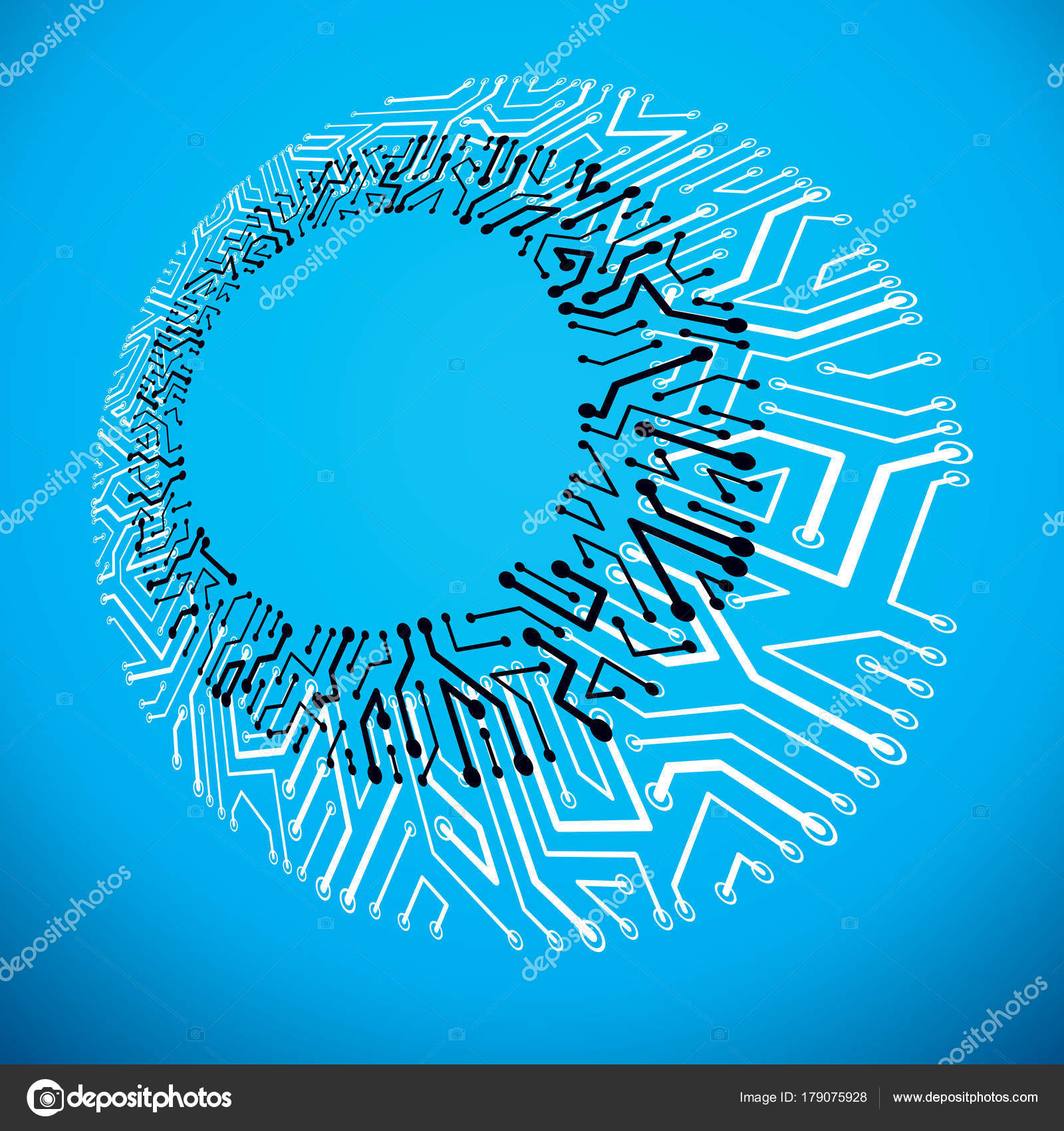 vector technology cpu design circular microprocessor scheme computer
