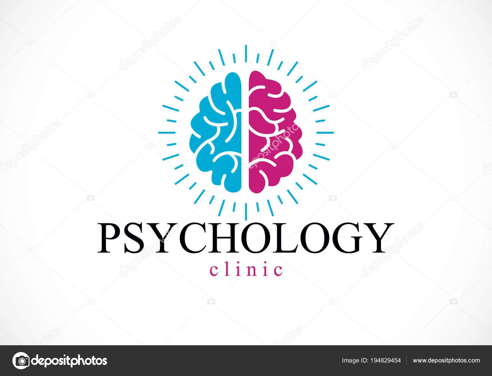 Anatomische Hersenen Geestelijke Gezondheid Psychologie Conceptuele ...