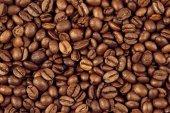 Fotografie pražená kávová zrna