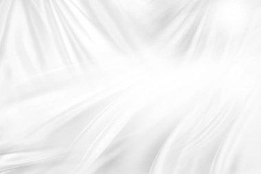 White silk lines