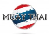 Photo Muay Thai Font