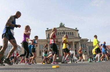 Gendarmenmarkt: 42nd Berlin Marathon