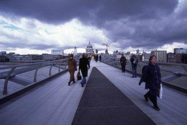 Millennium Bridge,London