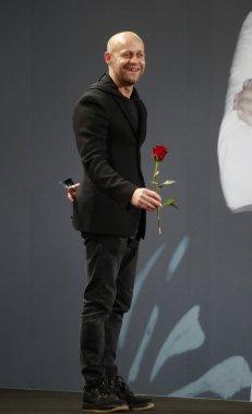 German actor Juergen Vogel
