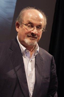 writer Salman Rushdie