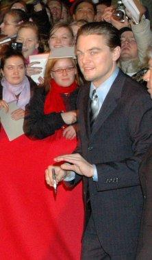 Leonardo DiCaprio at the German premiere of