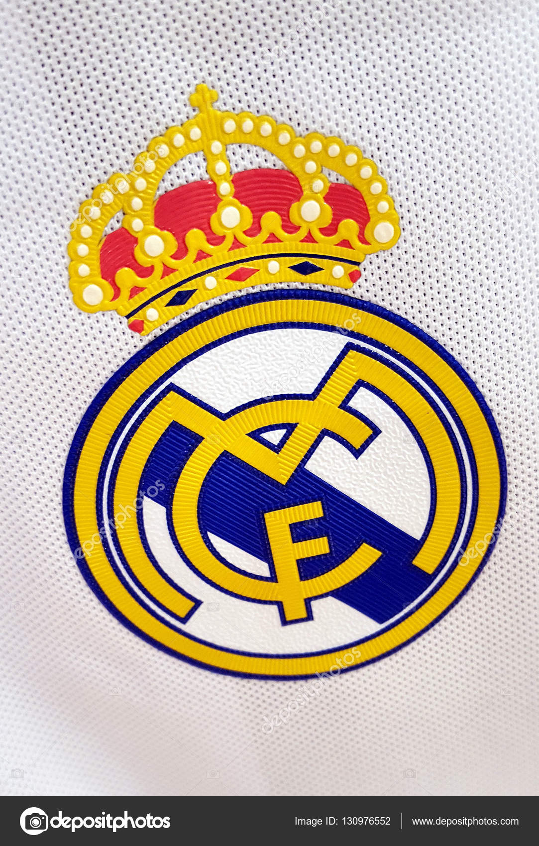 Logo real madrid berlin stock editorial photo 360ber october 2016 berlin logo real madrid berlin photo by 360ber voltagebd Images