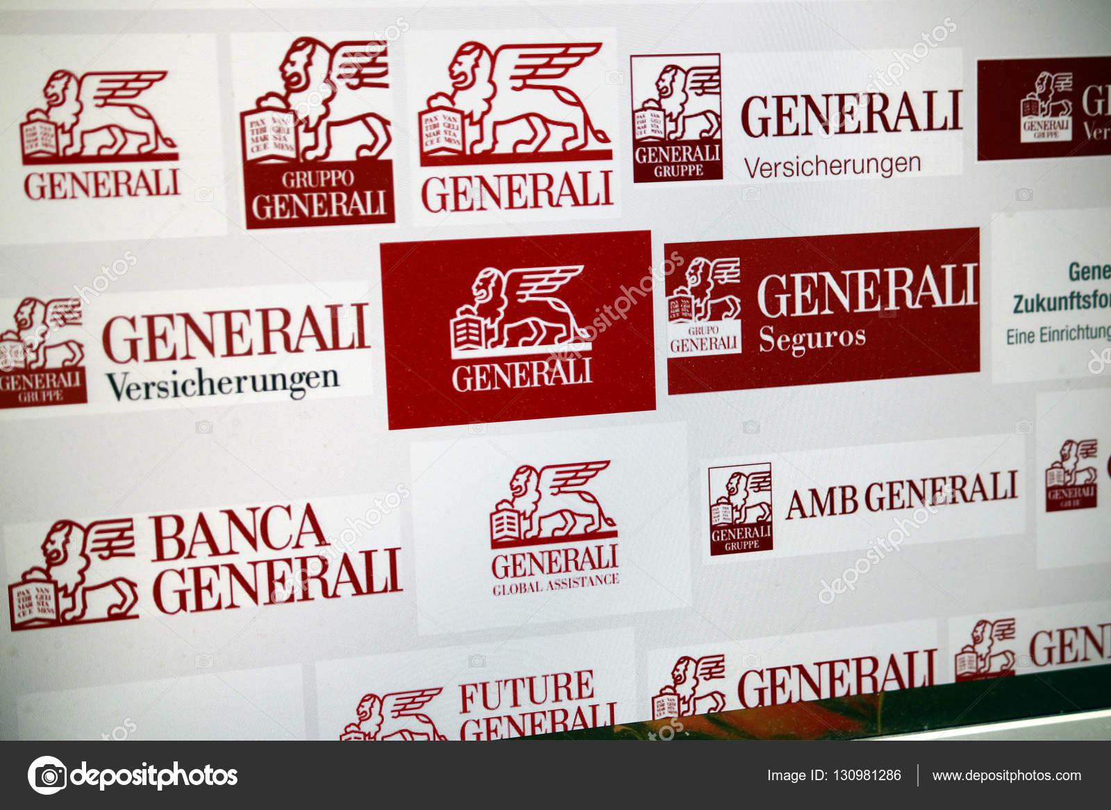 Logo Generali Berlin Stock Editorial Photo C 360ber 130981286