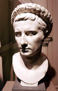 Augustus Roman Emperor Statue