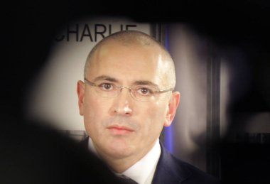 former oligarch and prisoner Mikhail Khodorkovsky