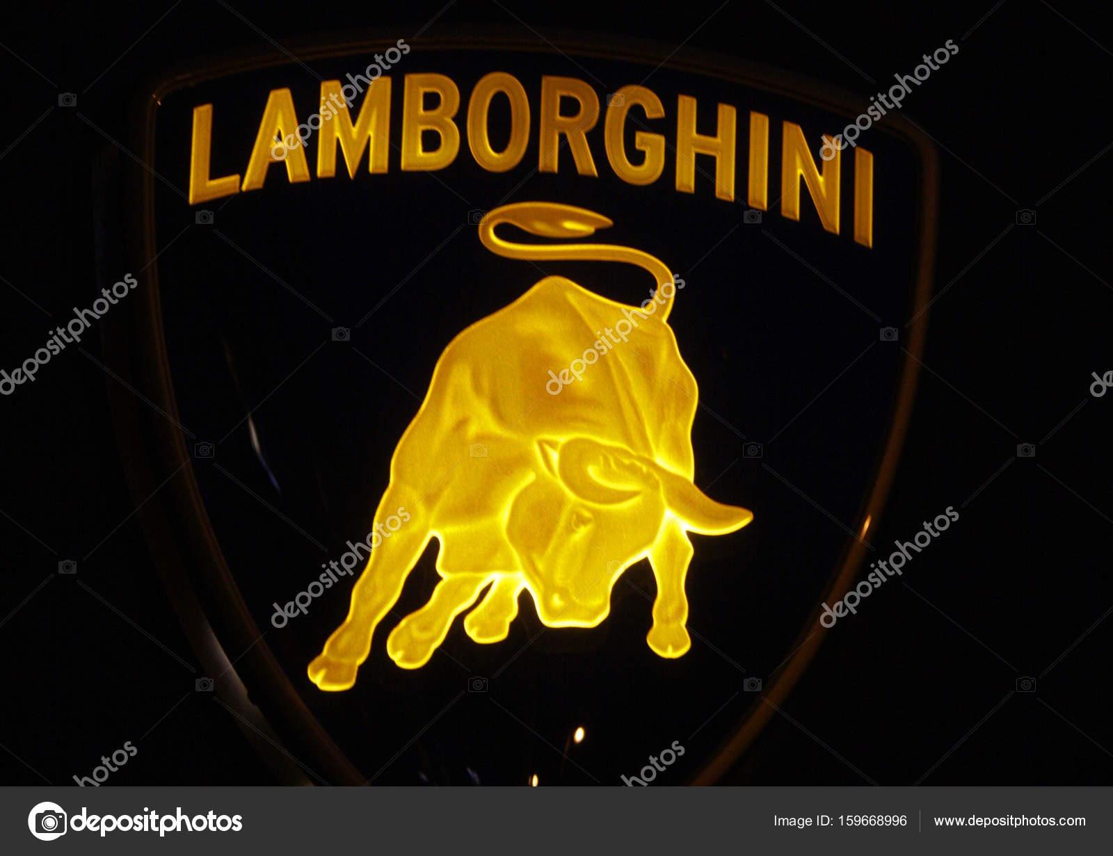 Vector Logotipo De Lamborghini Logo De La Marca Lamborghini