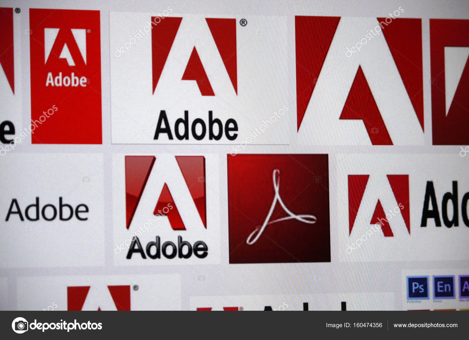 sign logo adobe stock editorial photo 360ber 160474356