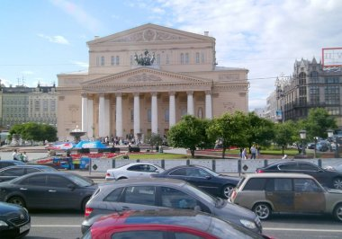 Bolschoi Theater in Moscow
