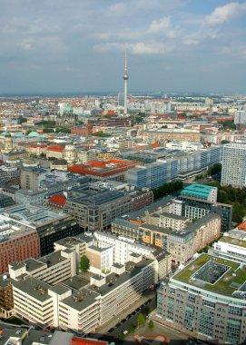 skyline of Berlin-Charlottenburg