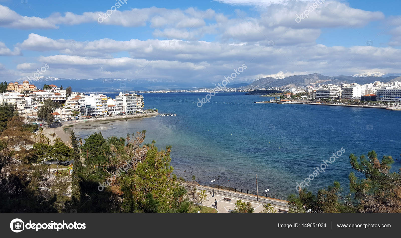 9b8871c5b90 Η Χαλκίδα, Εύβοια, Ελλάδα — Φωτογραφία Αρχείου © roxanabalint #149651034