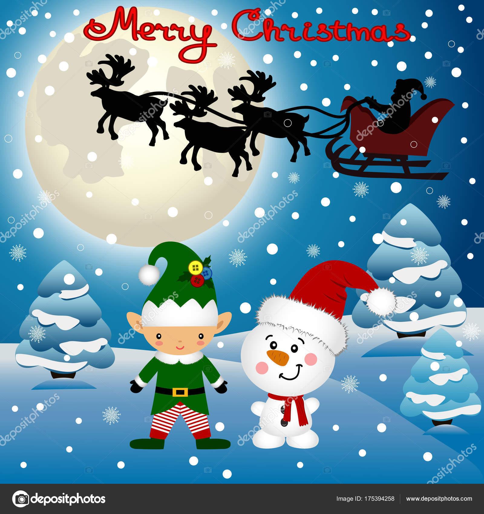 Felicitaciones Animadas De Navidad Divertidas.Postales Animadas De Navidad Divertidas Divertida Postal