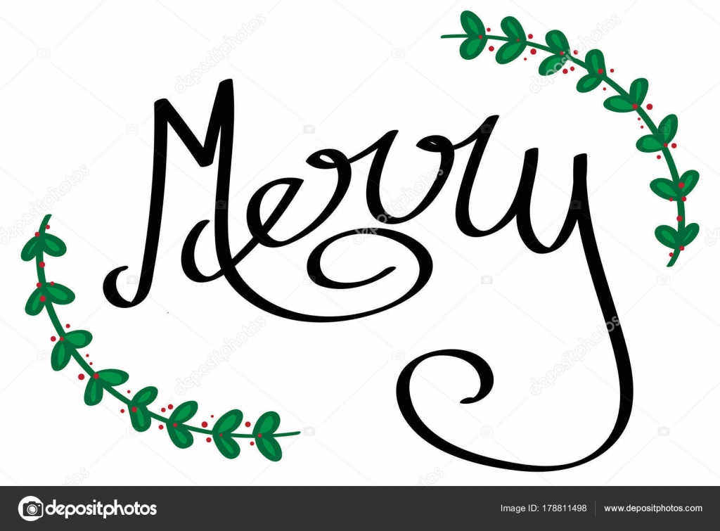 Letras Feliz Navidad Bonitas Letras De Navidad Feliz Vector De