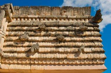 Uxmal - ancient Maya city.