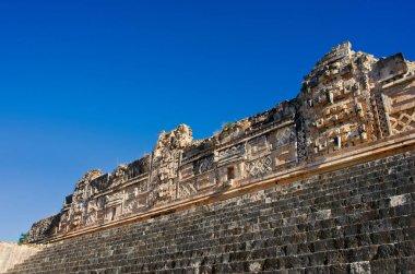 Ruins of Uxmal - ancient Maya city