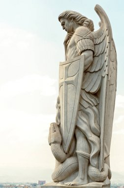 Statue of the Archangel Michael