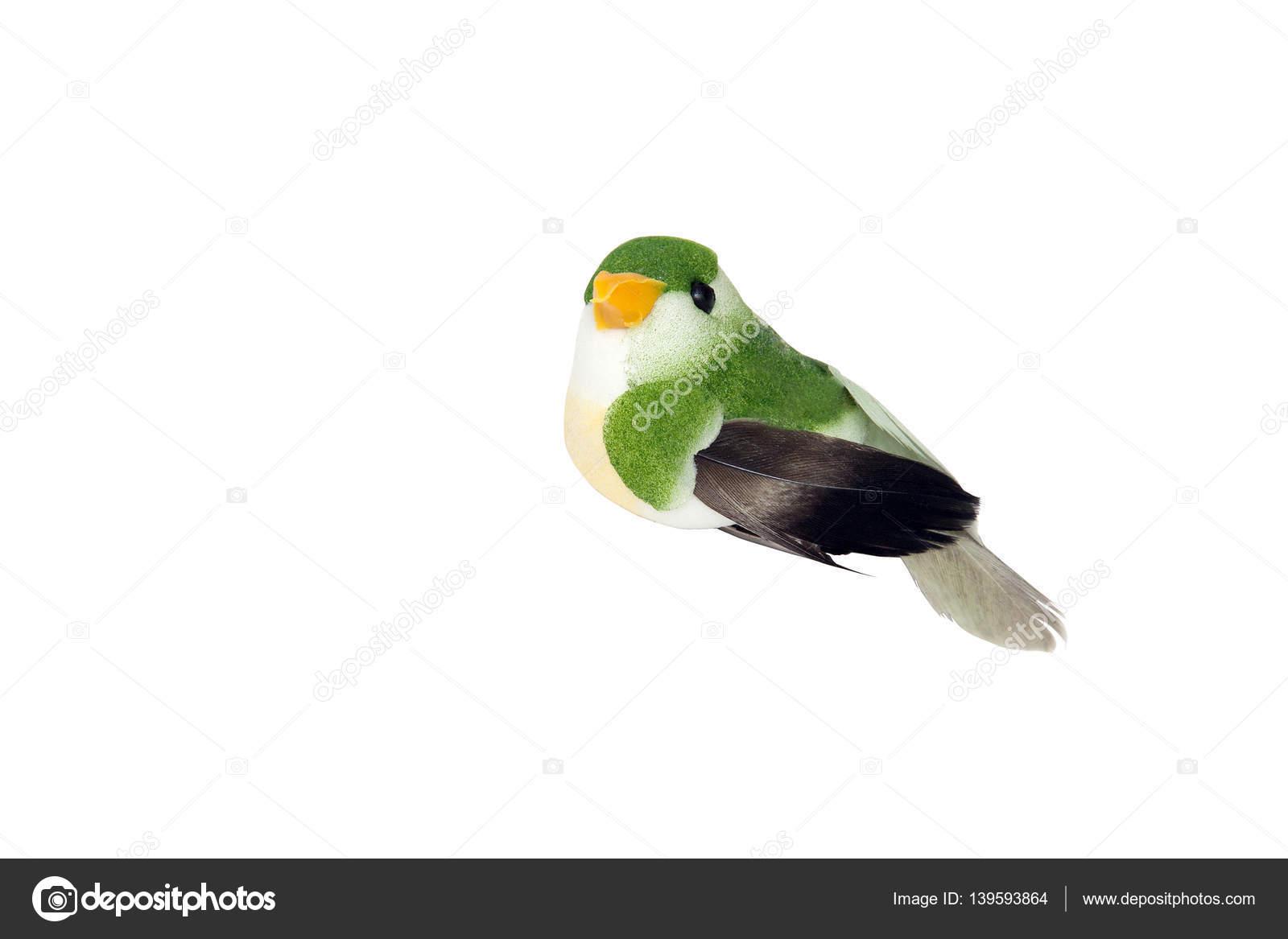 petit oiseau décoratif — Photographie rito © #139593864 on